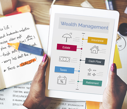ERP | CRM Software Solution for Wealth Management Industry