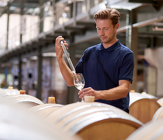 ERP Software for Wine Industry
