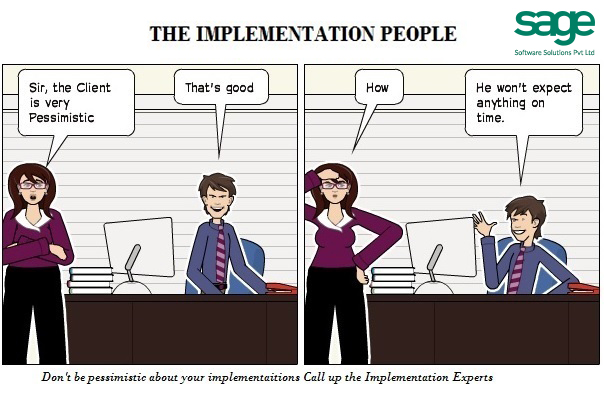 ERP Implementation in India