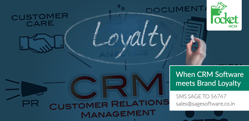 CRM software when meets brand loyalty