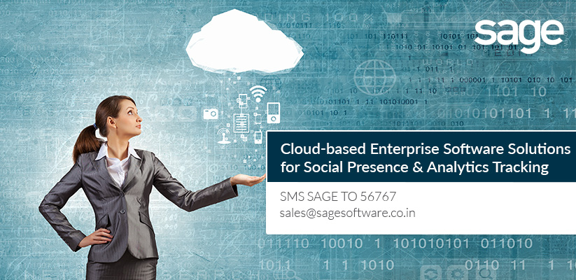 Cloud-based ERP for Social Presence & Analytics Tracking