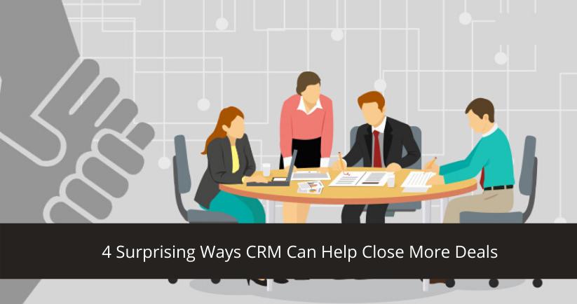 CRM Can Help Close More Deals