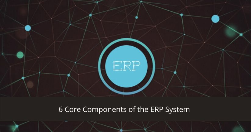 6-Core-Components-of-the-ERP-System