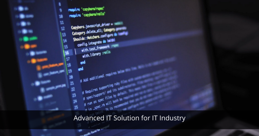 IT Solution for IT Industry