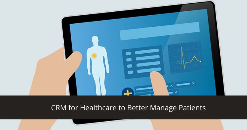 CRM for Healthcare