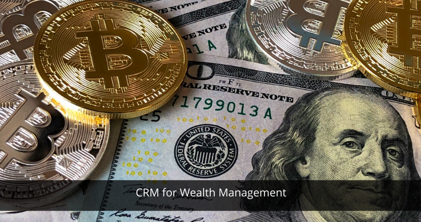 CRM for Wealth Management   Best CRM & ERP Company