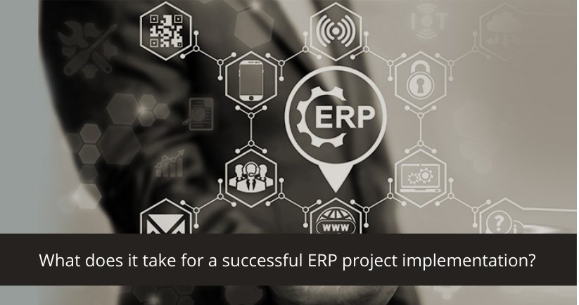 successful ERP project implementation