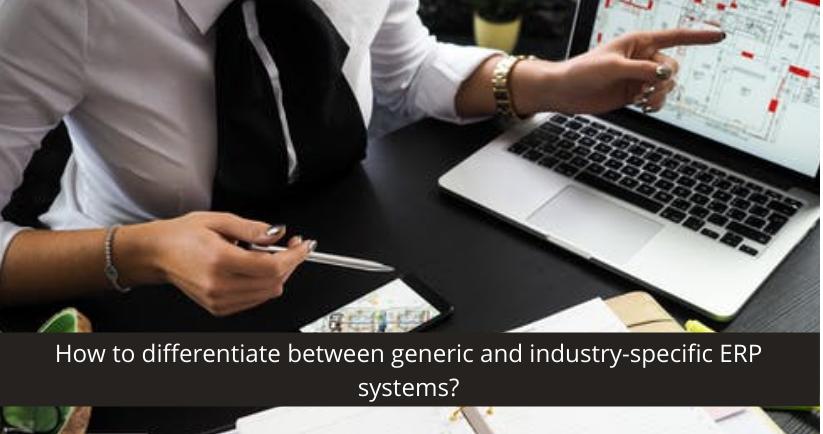 generic ERP system