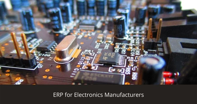 ERP For Electronics