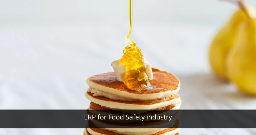Food Safety industry