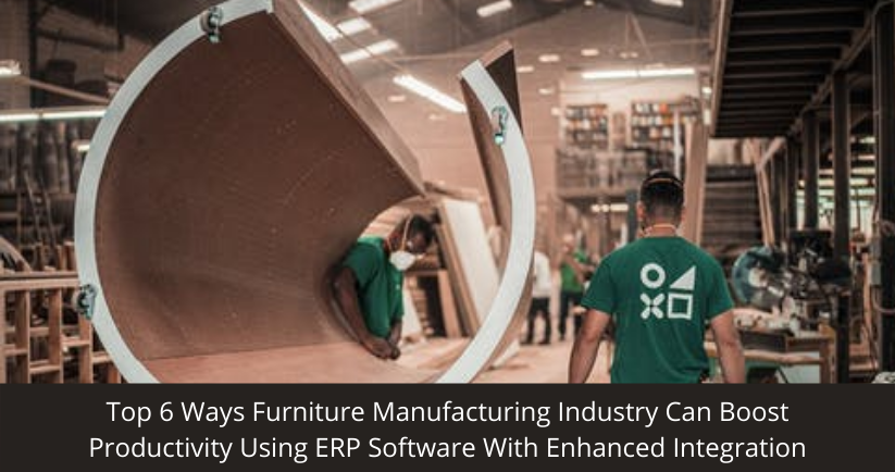 Furniture Manufacturing Industry