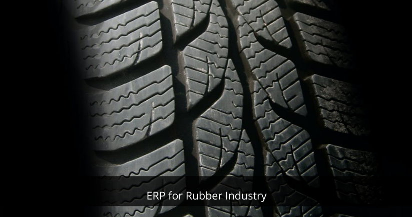 ERP for Rubber Industry