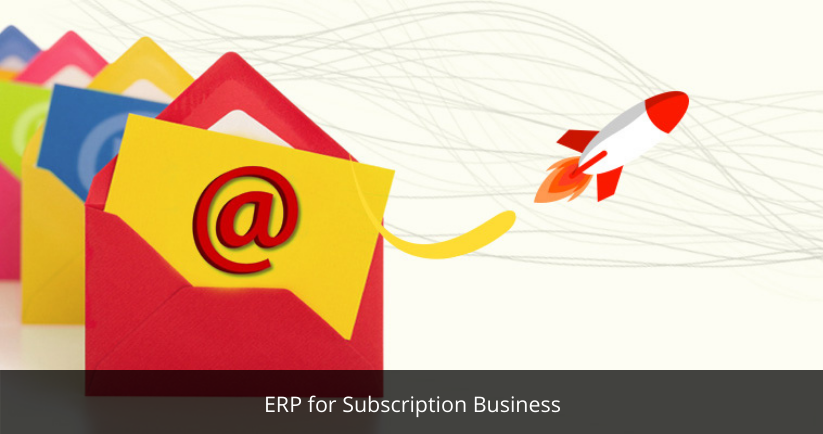 ERP for Subscription Business