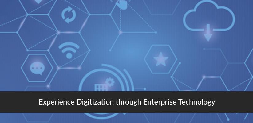 Digitization through Enterprise Technology