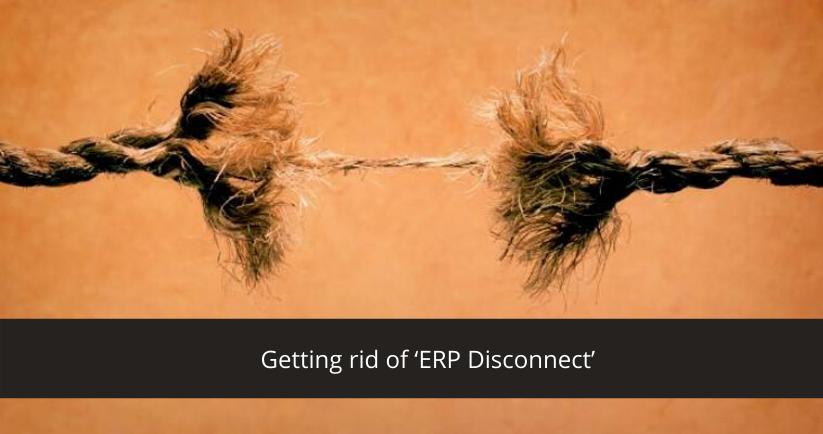 ERP Disconnect