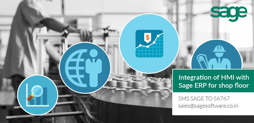 HMI integration With Sage ERP