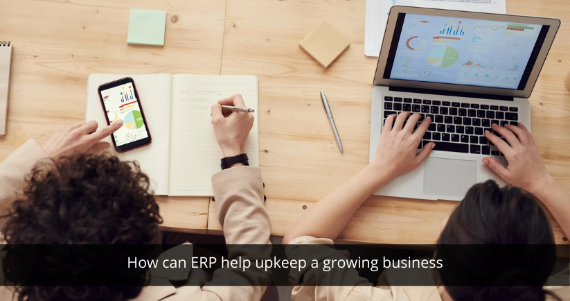 ERP for business growth