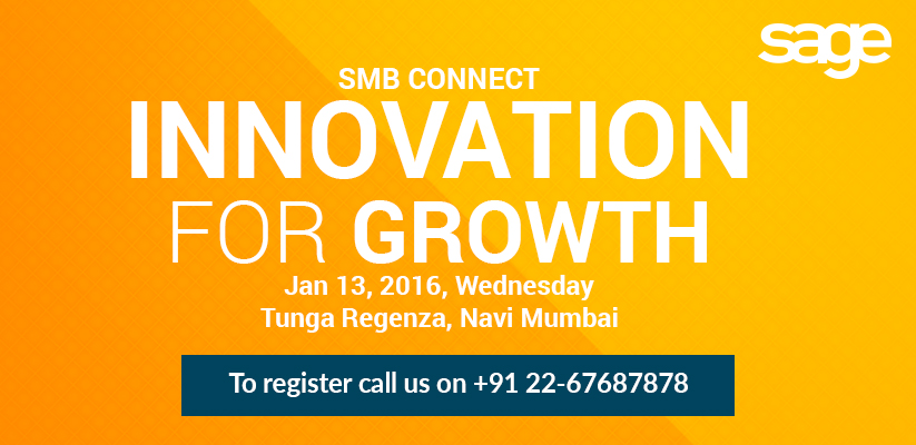 SMB Connect: Innovation for Growth