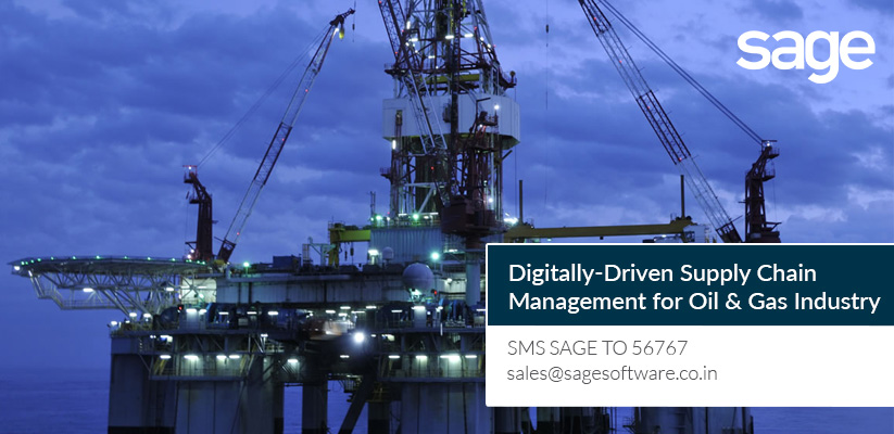 Supply Chain Management for Oil & Gas Industry