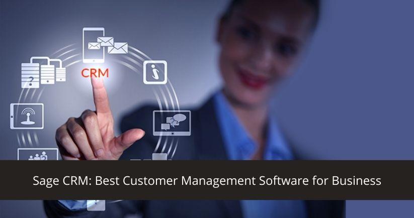Best Customer Management Software for Business