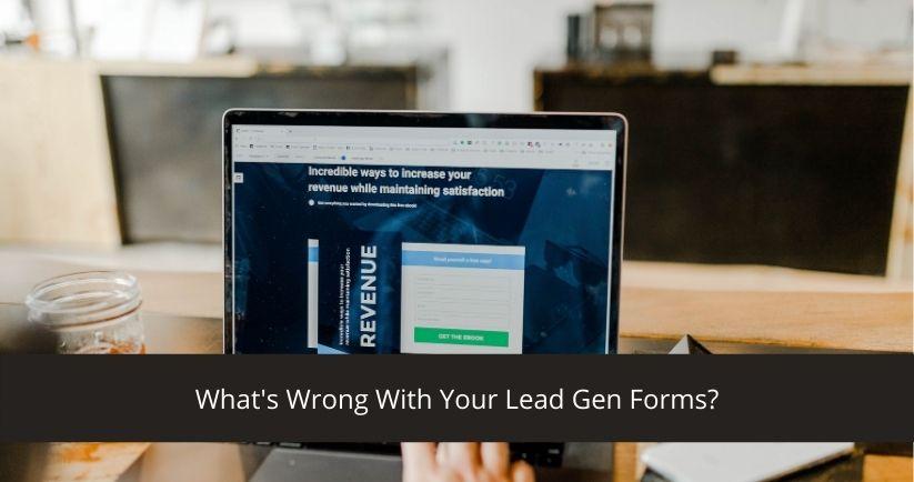 Lead Gen Forms