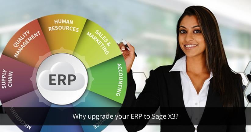 ERP to Sage X3