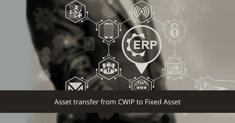 Asset transfer from CWIP