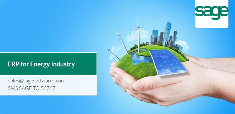 ERP for Energy Industry   Best ERP Software Provider