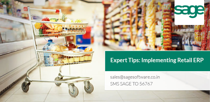 Expert Tip: Implementing Retail ERP | The ERP Company